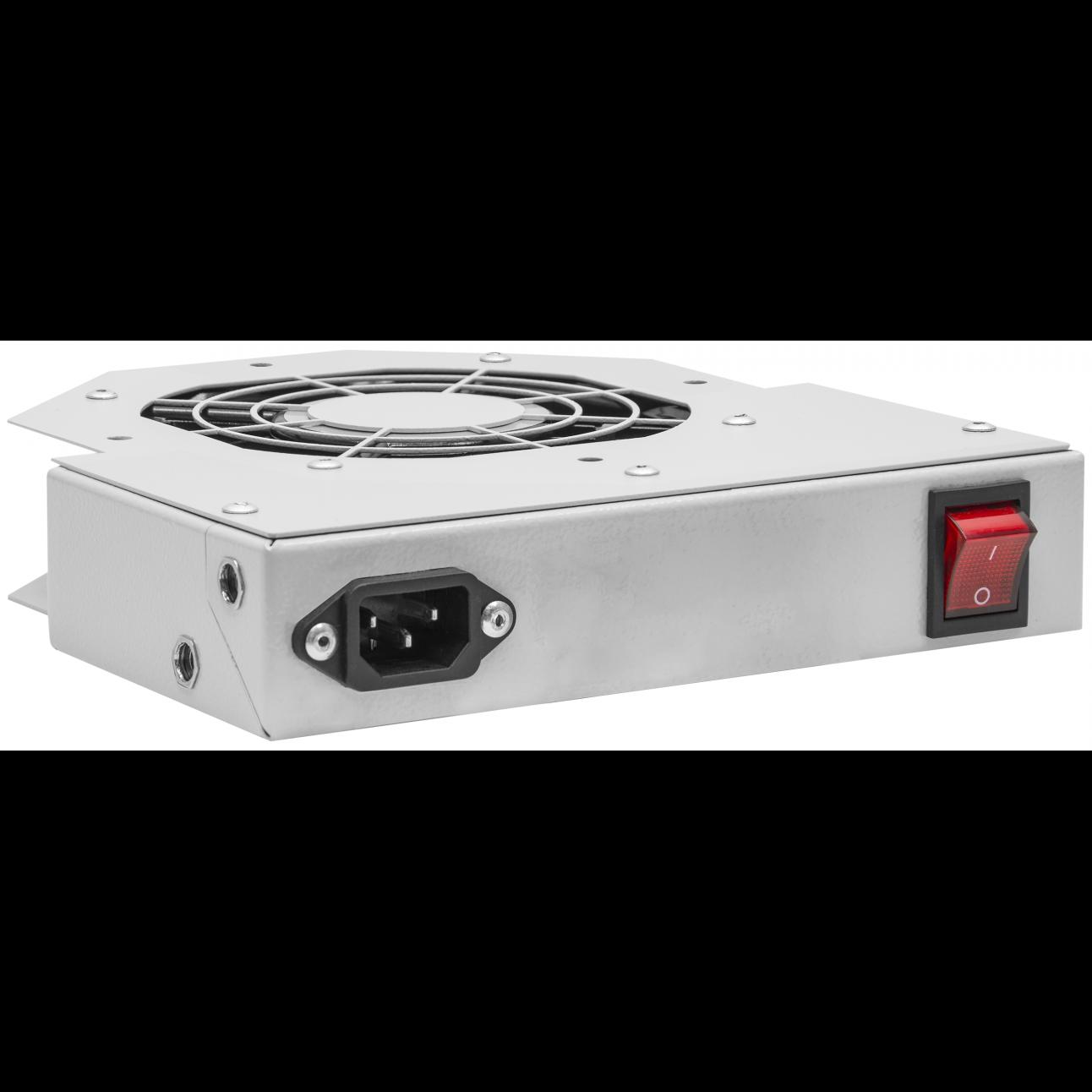Модуль вентиляторный, 1 вентилятор, без терморегулятора