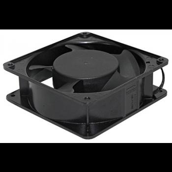 Вентилятор для настенного телекоммуникационного шкафа 120х120х38мм