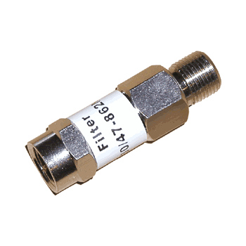 Фильтр высоких частот с полосой 5-65/85-862