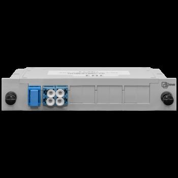 Модуль оптического уплотнения (фильтр) G-PON, XGS-PON, NG-PON2.