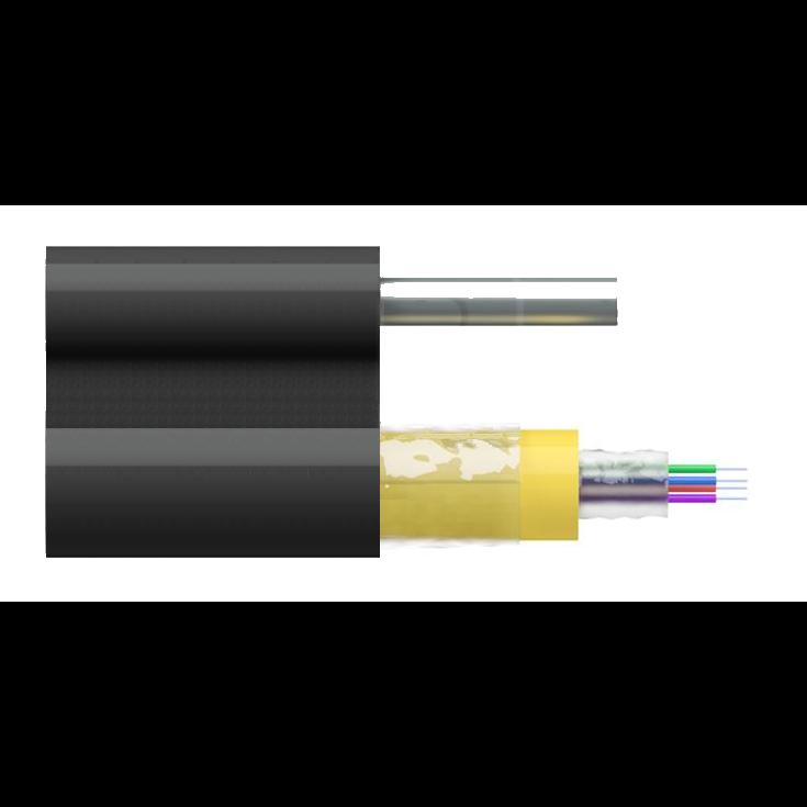 Кабель оптический SNR-FOCA-UT1-08-C, волокно Corning SMF-28 Ultra