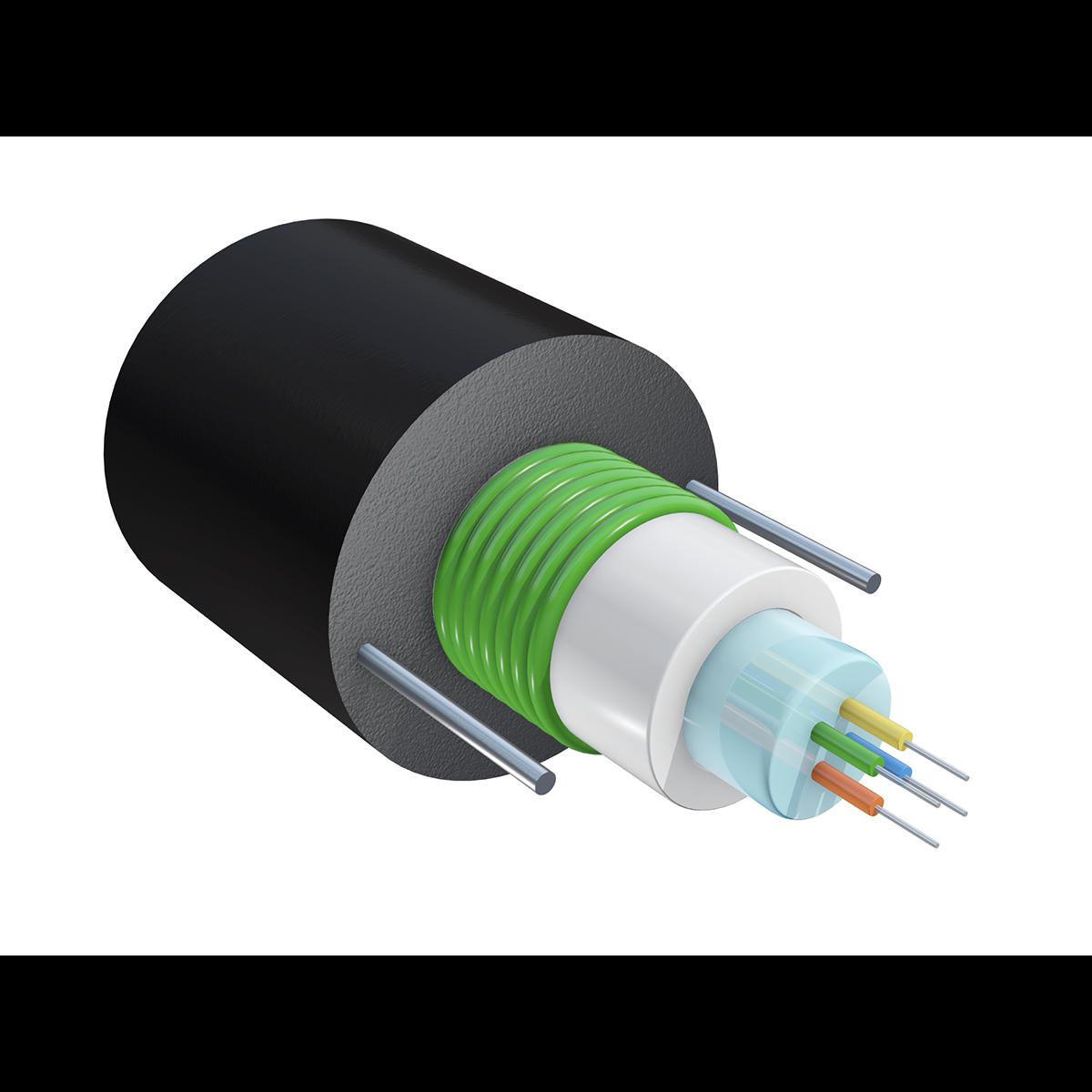 Кабель оптический SNR-FOCB-UT-0-04-C, волокно Corning SMF-28 Ultra