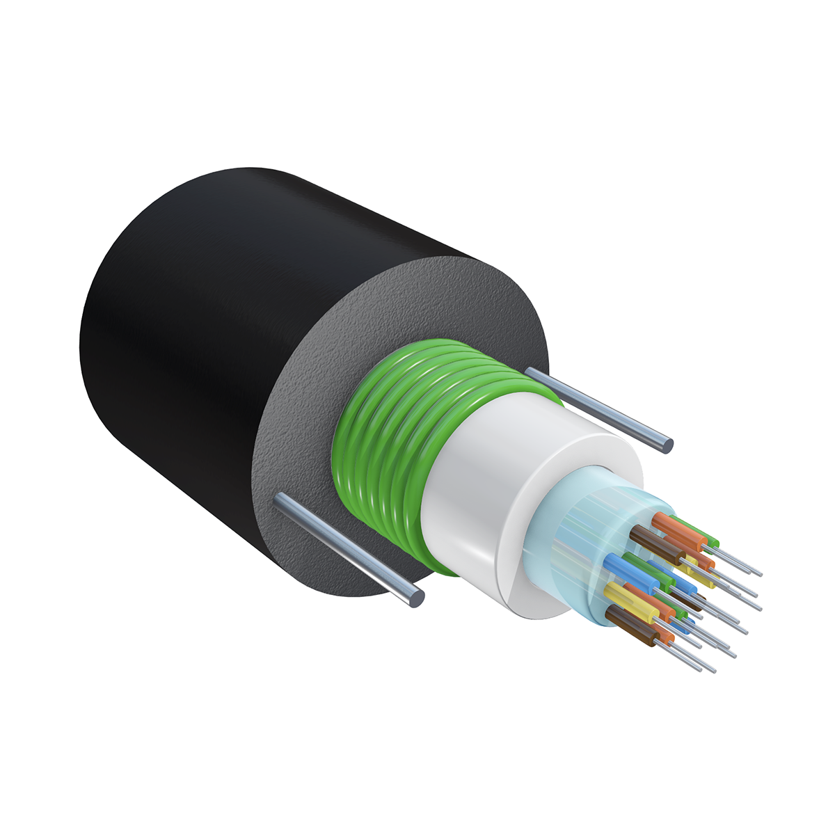 Кабель оптический SNR-FOCB-UT-0-16-C, волокно Corning SMF-28 Ultra