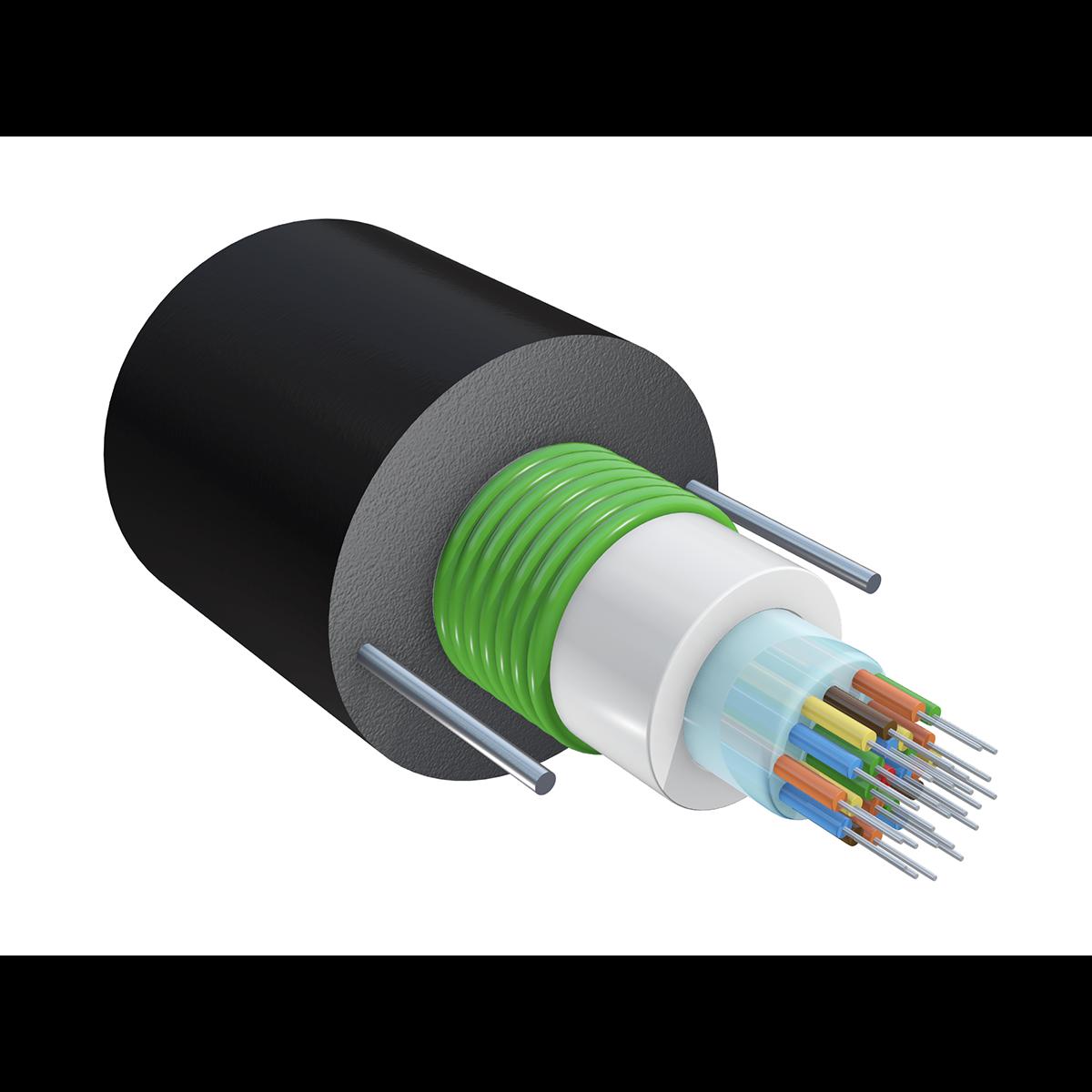 Кабель оптический SNR-FOCB-UT-0-24-C, волокно Corning SMF-28 Ultra
