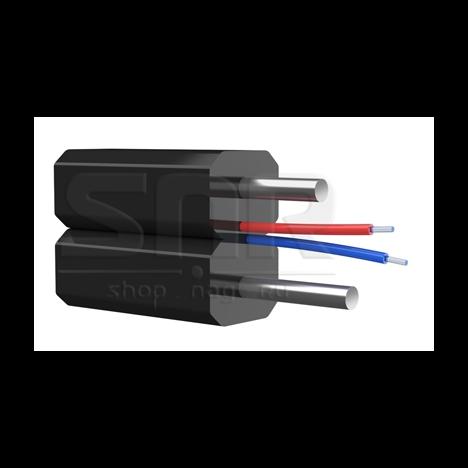 Кабель оптический  для внутренней прокладки, 4 волокна  (SNR-UT-08-04)