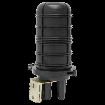 Муфта оптическая тупиковая, под термоусадку, серии SNR-FOSC-D-T (GPJ-D-T)