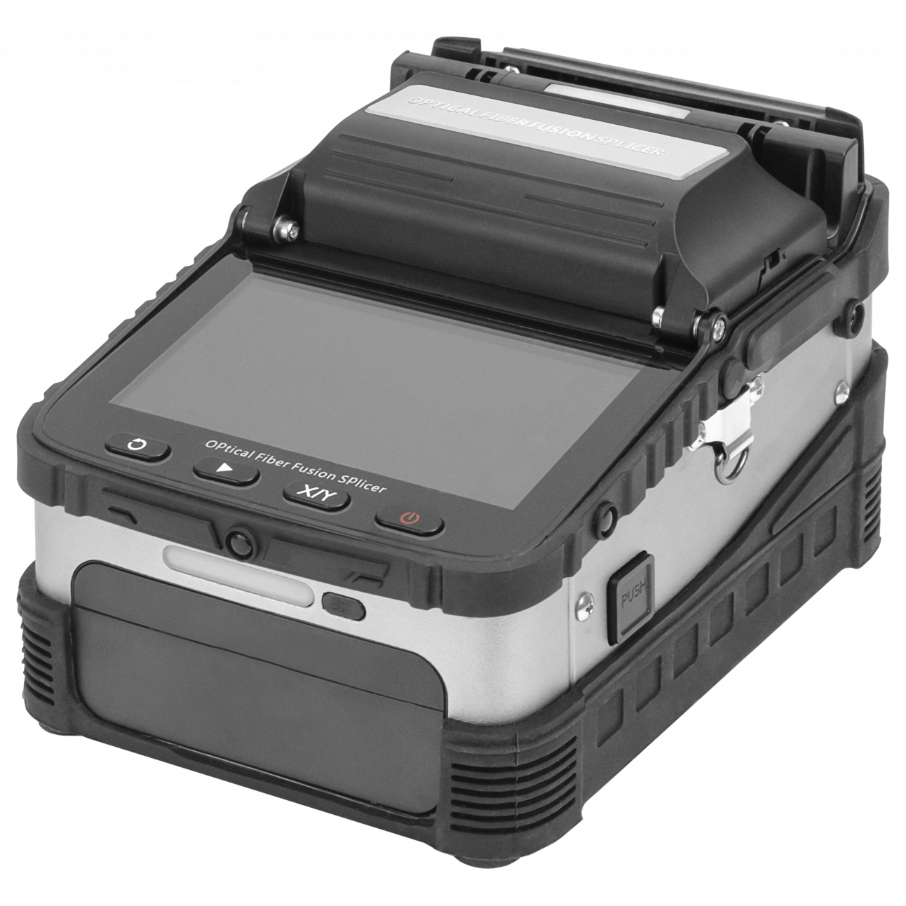 Автоматический сварочный аппарат SNR-FS-6m (после теста, комплект полный, потертый корпус,царапины)