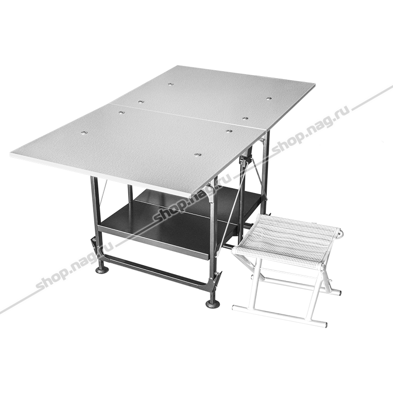 Монтажный складной стол для сварочного аппарата