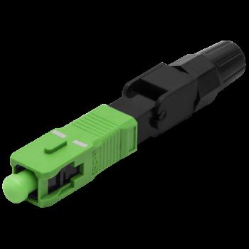 Быстрый коннектор типа SC/APC для FTTH кабелей
