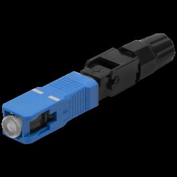 Быстрый коннектор типа SC для FTTH кабелей