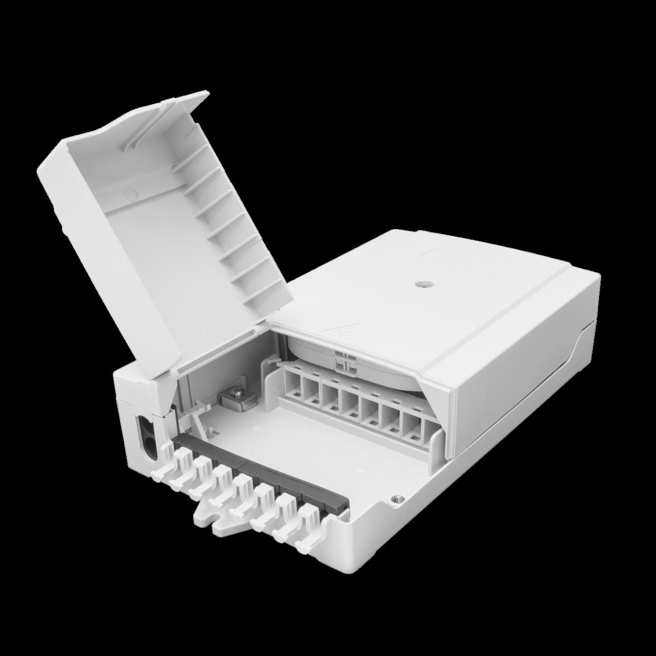 Коробка распределительная оптическая SNR-FTTH-FDB-08A