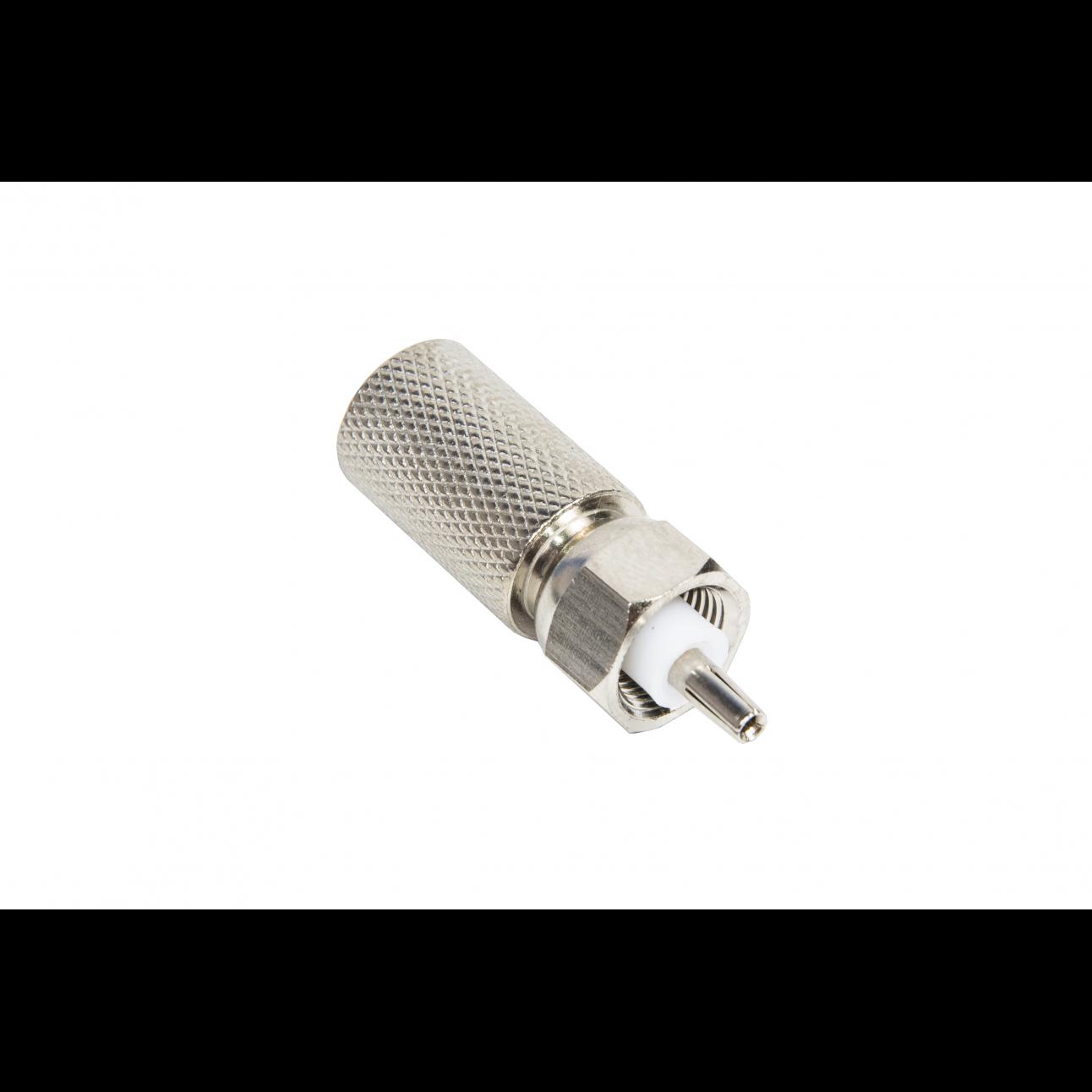 Разъем F-RG11 резьбовой с пином SNR, 100шт