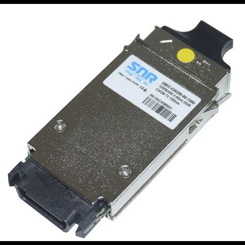 Модуль GBIC CWDM оптический, дальность до 80км (32dB), 1350нм