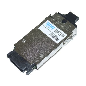 Модуль GBIC CWDM оптический, дальность до 80км (32dB), 1450нм