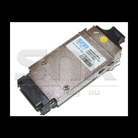Модуль GBIC CWDM оптический, дальность до 60км (17dB), 1550нм