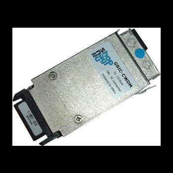 Модуль GBIC CWDM оптический, дальность до 120км (32dB), 1590нм