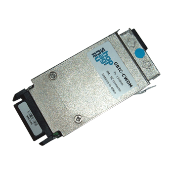 Модуль GBIC CWDM оптический, дальность до 160км (41dB), 1590нм