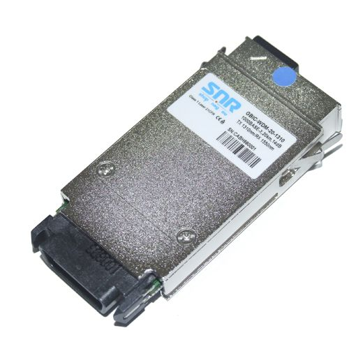 Модуль GBIC WDM, дальность до 20км (14dB), 1310нм