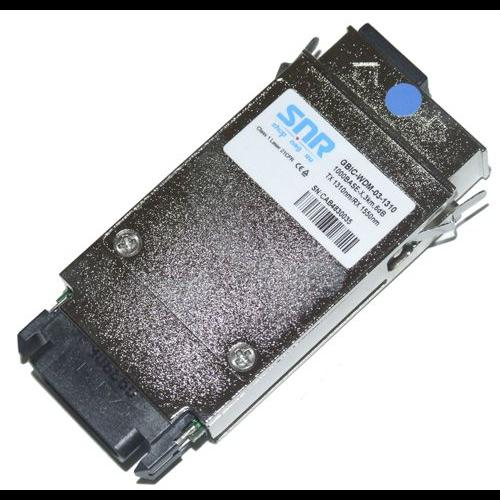 Модуль GBIC WDM, дальность до 3км (6dB), 1310нм (КОМИССИОННЫЙ)