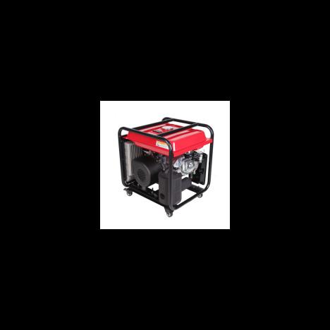 Генератор бензиновый инверторный 7000 Вт (после ремонта)