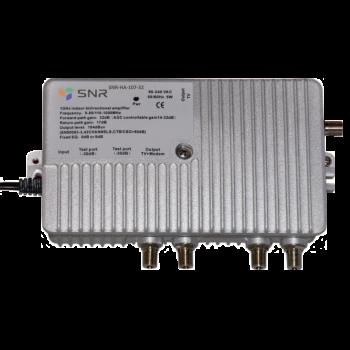 Усилитель кабельный домовой SNR-HA-107-32