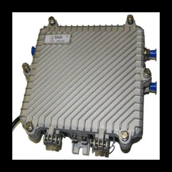 Усилитель кабельный абонентский SNR-HA-108-38-60 с дистанционным питанием