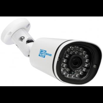4-х форматная уличная мини камера SNR SNR-HAC-HFW1100RMP-0360B 720p, 3.6 мм, ИК до 30м, 12 В, металл