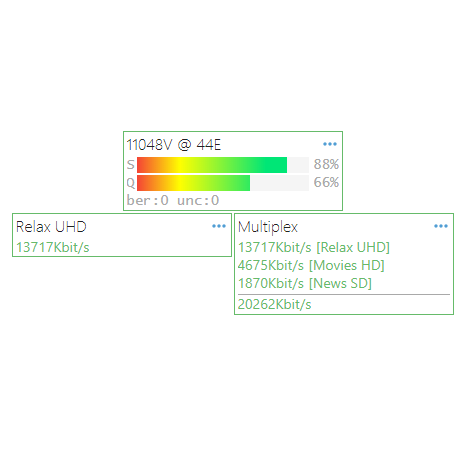 Приемник IP-стример класса L SNR-HE-IPS-3