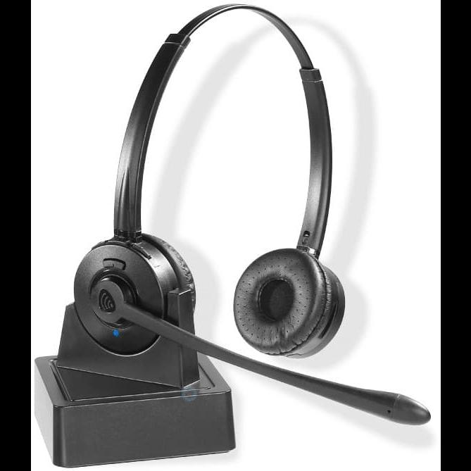 Беспроводная гарнитура SNR-HS9500-D, Дуо, HD звук, 10м Bluetooth