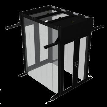 Изолированный коридор Easy 1,8м (с двумя комплектами дверей)