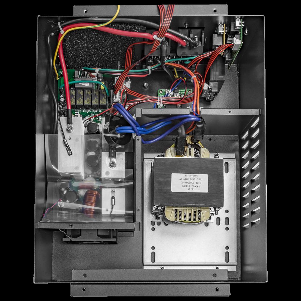 Инвертор для солнечных панелей 1000Вт 24В
