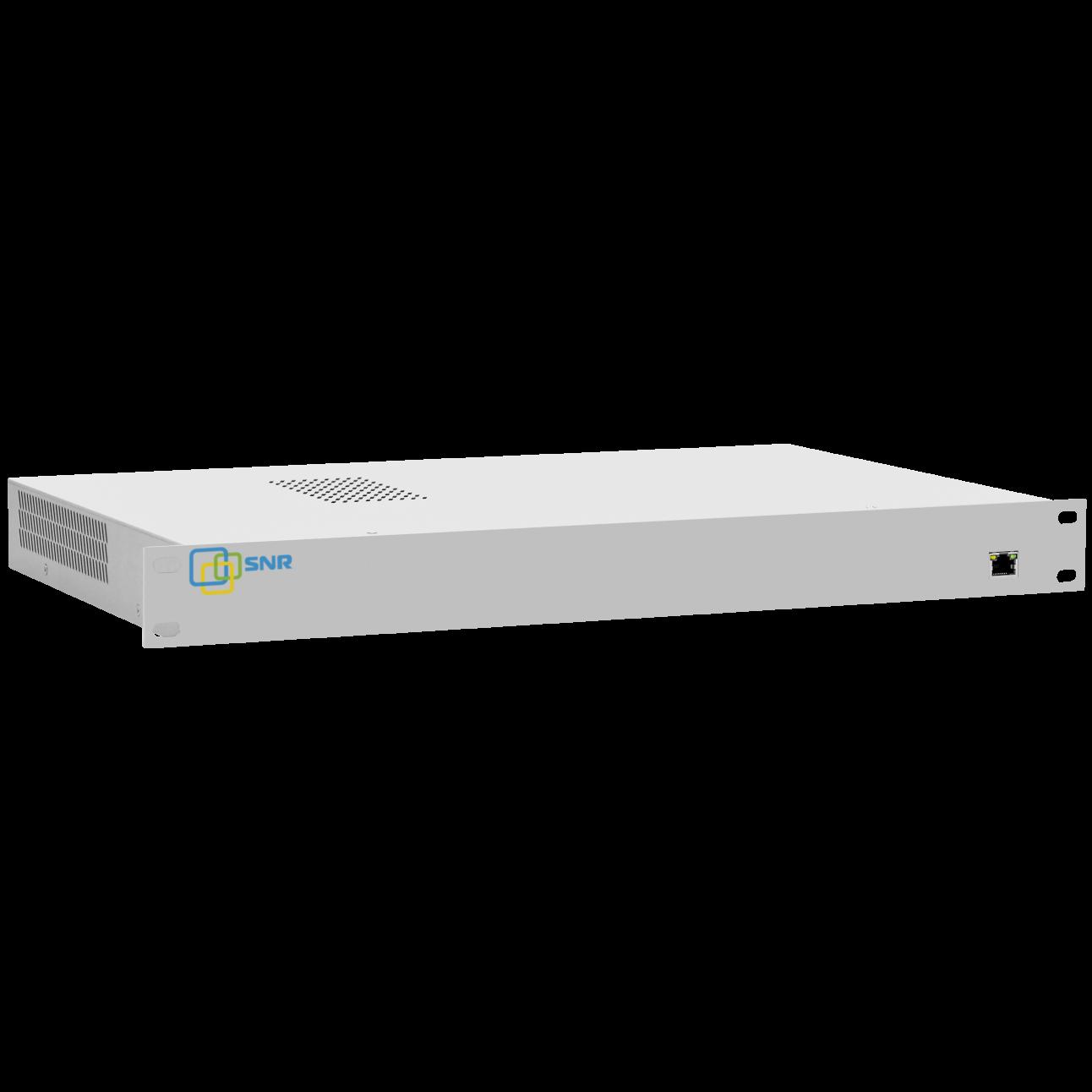 16 канальный DVB-C Модулятор SNR IPQAM-16