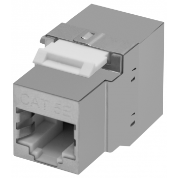 Модуль Keystone Jack SNR, экранированный, cat.5e, горизонтальная заделка, упаковка 6шт.