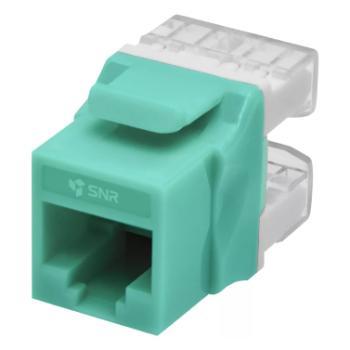 Модуль Keystone Jack SNR, неэкранированный, cat.6, горизонтальная заделка, упаковка 6шт.