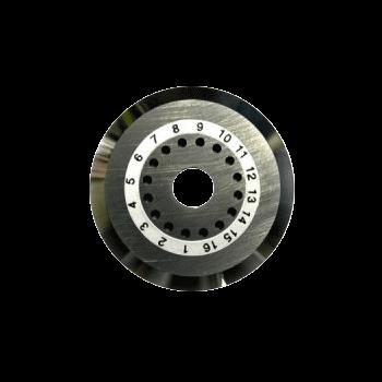 Нож для скалывателя Jilong KL-21 (колесо)