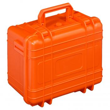 Кейс жесткий для сварочных аппаратов Jilong KL (оранжевый)