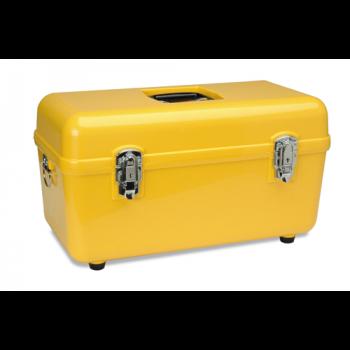 Кейс жесткий для сварочных аппаратов Jilong KL (желтый)
