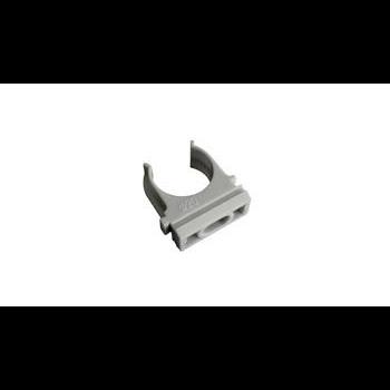 Крепеж-клипса для трубы 20 мм