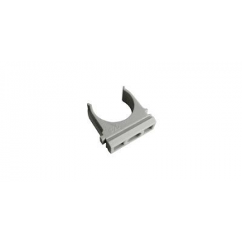 Крепеж-клипса для трубы 25 мм