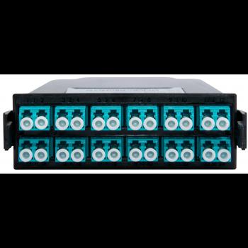 Кассета распределительная MPO/UPC на 24LC/UPC портов, MM