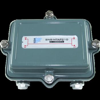 Ответвитель магистральный SNR-MTAP210 на 2 отвода