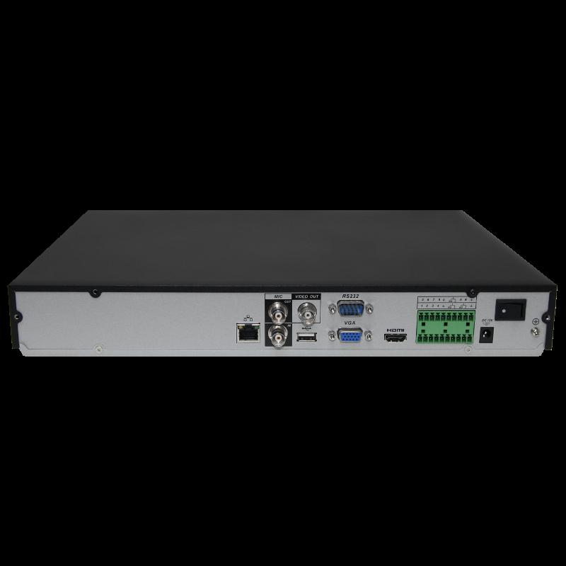 IP Видеорегистратор SNR-NVR-D1600AD до  16 5МП камер, 2HDD (имеет потертости)