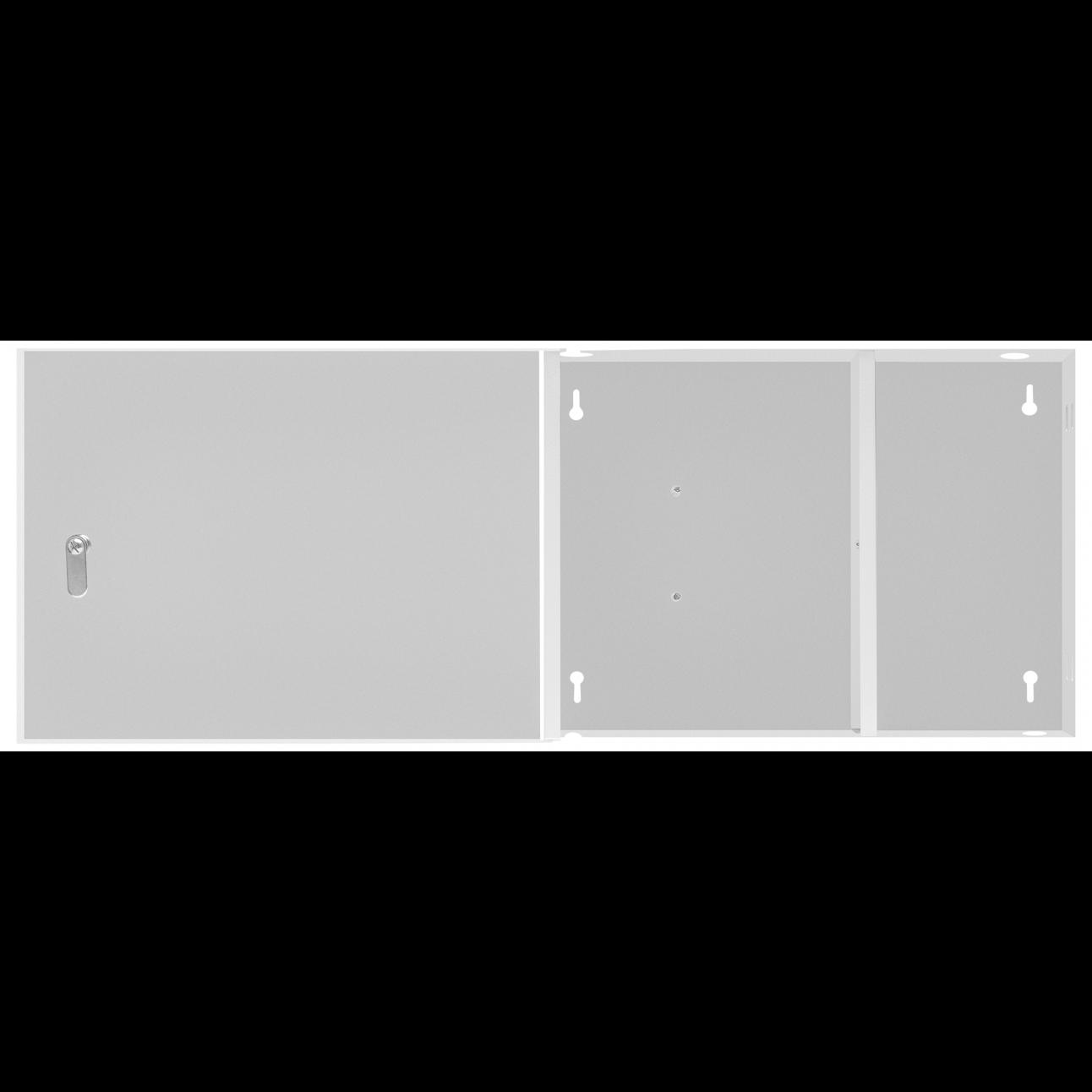 Кросс оптический настенный (ШКОН), до 16 портов