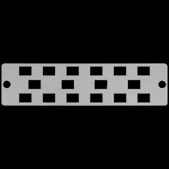 Планка адаптерная SC для кросса  SNR-ODF-144R-LE