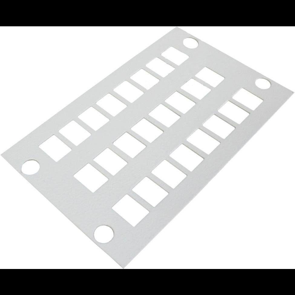 Планка адаптерная SC для кросса  SNR-ODF-32WE