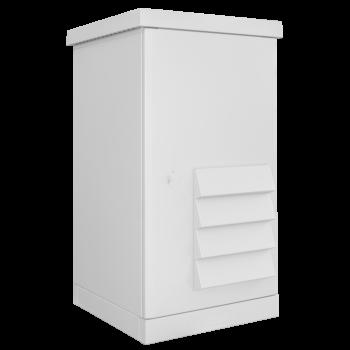 Шкаф  климатический 24U, 700х700мм, (цоколь 100мм)