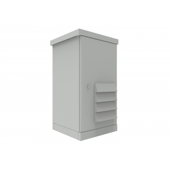 Шкаф климатический 1375x700x925  (цоколь 100мм)