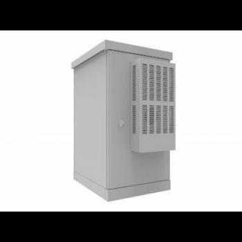 Шкаф уличный всепогодный 24U глубина 900мм (предустановленный кондиционер 500Вт)