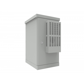 Шкаф уличный всепогодный 33U глубина 800мм (предустановленный кондиционер 1500Вт, разборные стенки)