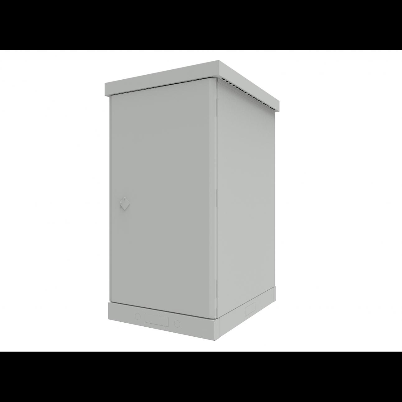 Шкаф климатический 33U, укомплектованный, тип 2